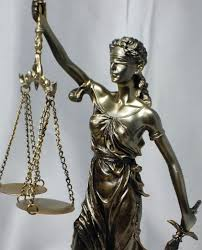 Lady Justice Silver
