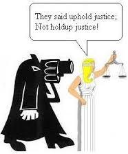 Robbing Justice