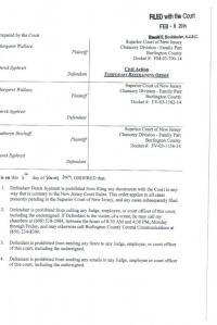 Court Order Bookbinder - Unlawful pg1