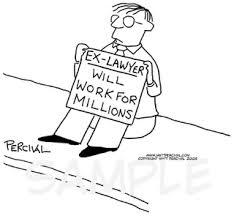 Ex Lawyer - Million Dollars