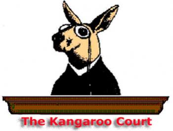 Kangaroo Court Judge