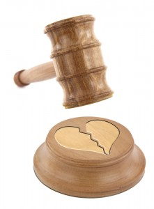 GAVEL DIVORCE