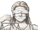 Justice Gagged
