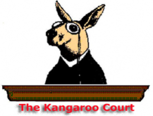 Kangaroo Court Judge